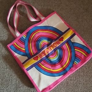 Brighton Love to Be Bold Canvas Bag
